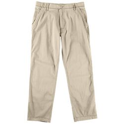 Wearfirst Mens Solid Stretch Pants