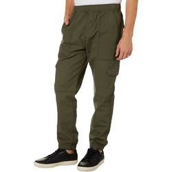 Wearfirst Mens Ripstop Stretch Cargo Jogger Pants