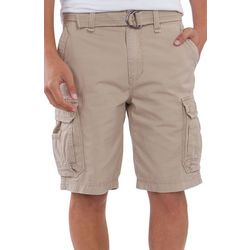 Unionbay Mens Big & Tall Survivor Cargo Shorts