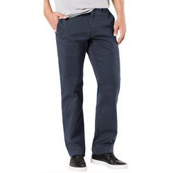 Dockers Mens All Seasons Tech Solid Straight Fit Pants