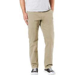 Dockers Mens All Seasons Tech Solid Straight Fit