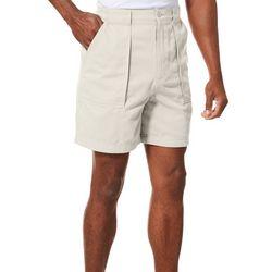 Windham Pointe Mens Side Elastic Swiss Army Shorts