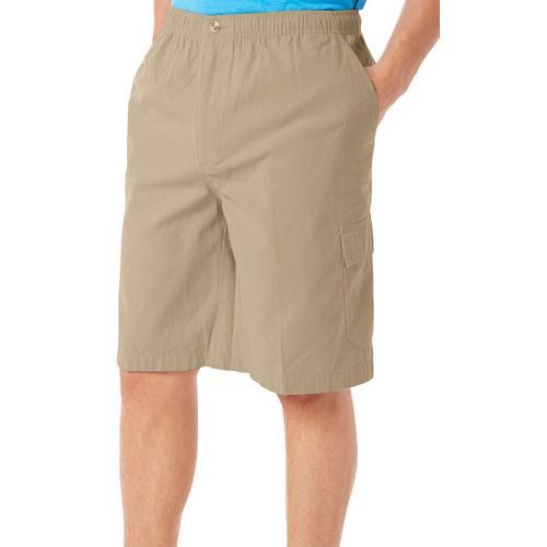 4076f64027 Windham Pointe Mens Elastic Waist Cargo Shorts | Bealls Florida