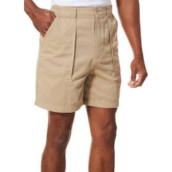 Windham Pointe Mens Side Elastic Swiss Army Shorts