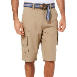 Lazer Mens Stacked Ripstop Cargo Shorts