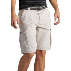 Lee Mens Wyoming Solid Cargo Shorts