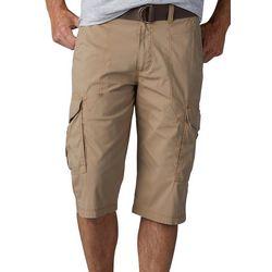 Lee Mens Sur Belted Cargo Shorts