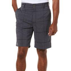 Lee Mens Triflex Plaid Shorts