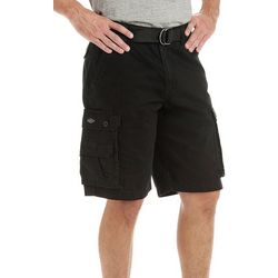 Lee Mens Solid Wyoming Cargo Shorts