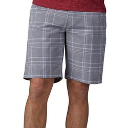 Lee Mens Extreme Comfort Plaid Shorts