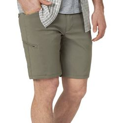 Wrangler Mens Side Pocket Utility Shorts