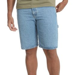 Wrangler Mens Denim Carpenter Shorts