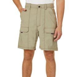 Wrangler Mens Relaxed Hiker Performance Cargo Shorts