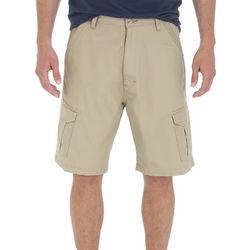 Wrangler Mens Comfort Cargo Shorts
