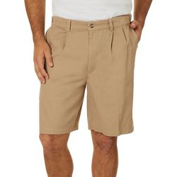 Windham Pointe Mens Pleated Performance Shorts