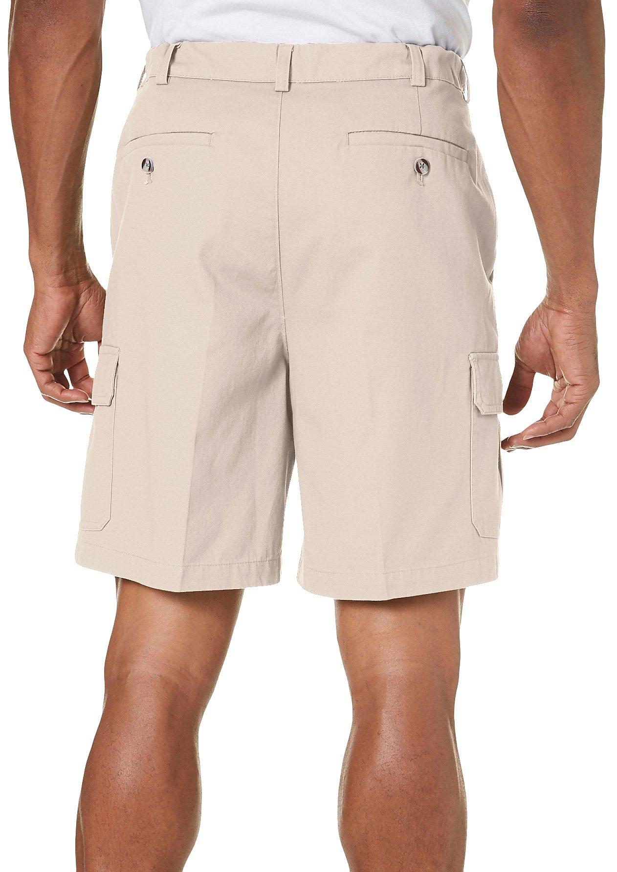918132a71 Windham-Pointe-pantalon-corto-para-hombre-plisado-de-