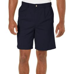 Windham Pointe Mens Comfort Fit Pleated Shorts