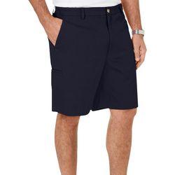 Boca Classics Mens Solid Cell Pocket Shorts