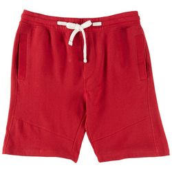 Company 81 Mens Solid French Terry Shorts