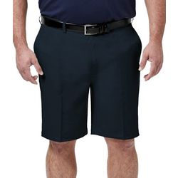 Haggar Mens Big & Tall Performance Microfiber Shorts