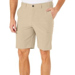 Haggar Mens Active Series Performance Utility Shorts