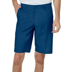 Burnside Mens Worldcore Heathered Hybrid Shorts