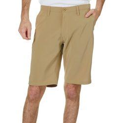 Burnside Mens Hybrid Series Printed Shorts