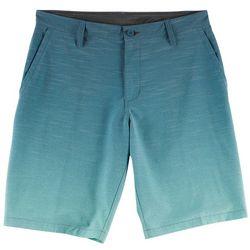 Burnside Mens Ombre Hybrid Shorts