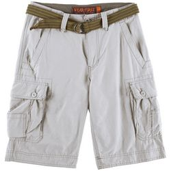Wearfirst Mens Ripstop Cargo Shorts