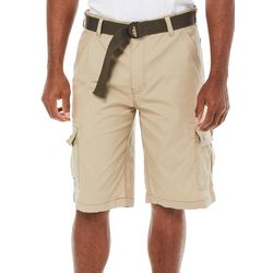 Wearfirst Mens Freeband Stretch Ripstop Cargo Shorts