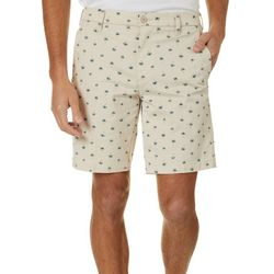 Dockers Mens Ultimate Palm Tree Shorts