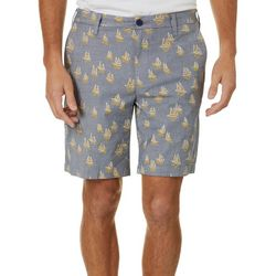 Dockers Mens Ultimate Sailboat Shorts