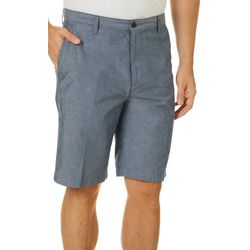 Dockers Mens Perfect Solid Shorts