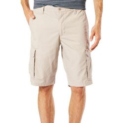 Dockers Mens Washed Cargo Shorts