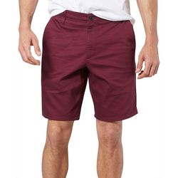 Dockers Mens Solid Flex Waist Shorts