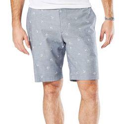 Dockers Mens Perfect Anchor Shorts