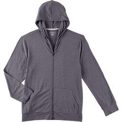 Boca Islandwear Mens Zipper Front Hoodie