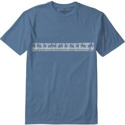 Paradise Shores Mens Palm Shore T-Shirt