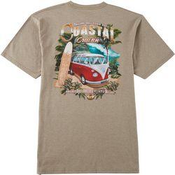Boca Islandwear Mens Coastal Cruisin' Short Sleeve T-Shirt