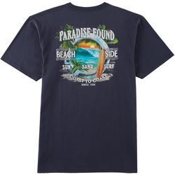 Boca Islandwear Mens Beachside Short Sleeve T-Shirt