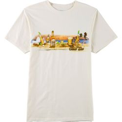 Boca Islandwear Mens Sand Bar T-Shirt