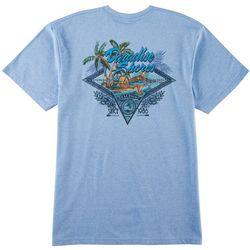 Paradise Shores Mens Island Tropics T-Shirt