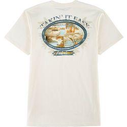 Boca Islandwear Mens Takin' It Easy T-Shirt