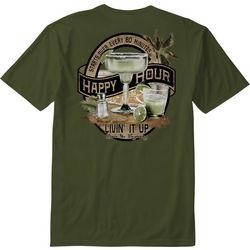 Boca Islandwear Mens Livin' It Up T-Shirt