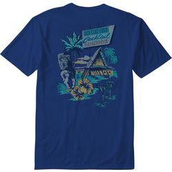 Boca Islandwear Mens Old Tiki Cove T-Shirt