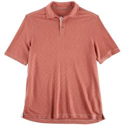 Boca Classics Islandwear Mens Heathered Polo Shirt
