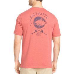 IZOD Mens Atlantic Fishing T-Shirt