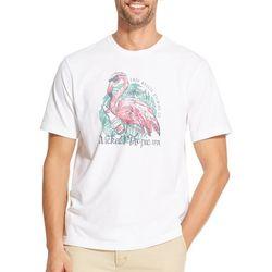 IZOD Mens Wicked Tropic IPA T-Shirt