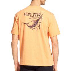 IZOD Mens Saltwater East Coast Marina T-Shirt