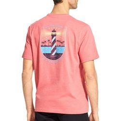 IZOD Mens Saltwater Seafare Brewing T-Shirt